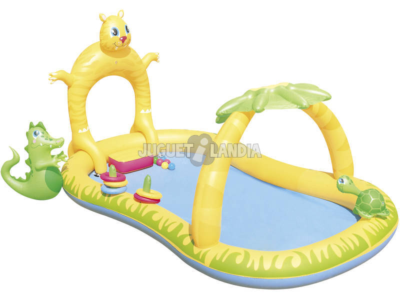 Play center Giungla Safari 290x170x137 cm Bestway 53030B