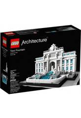 Lego Aquitectura Fontana de Trevi