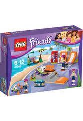 Lego Friends Parque de Patinaje de Heartlake