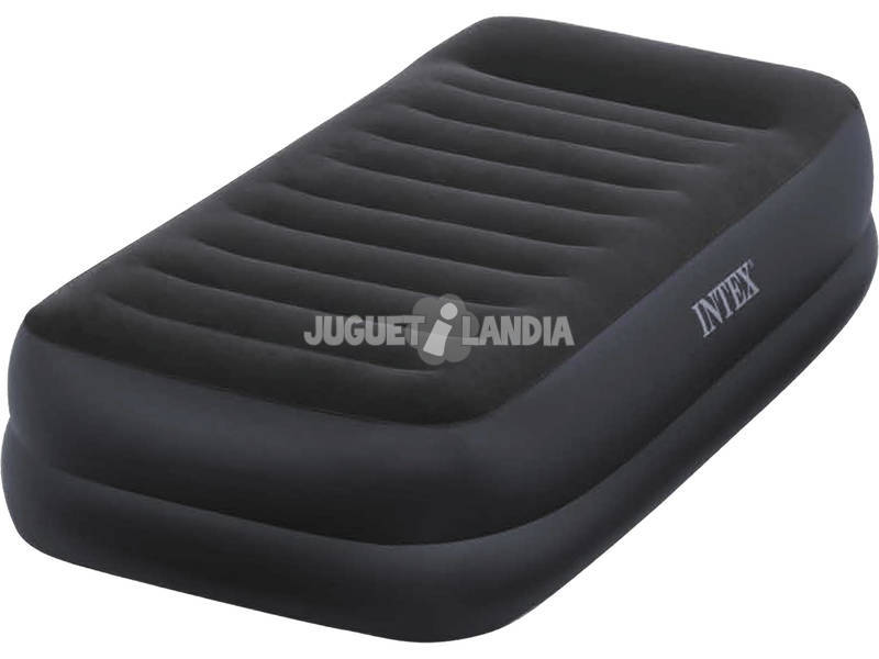 Colchón Pillow Rest Raised Bed 99x191x42cm. Intex 64422