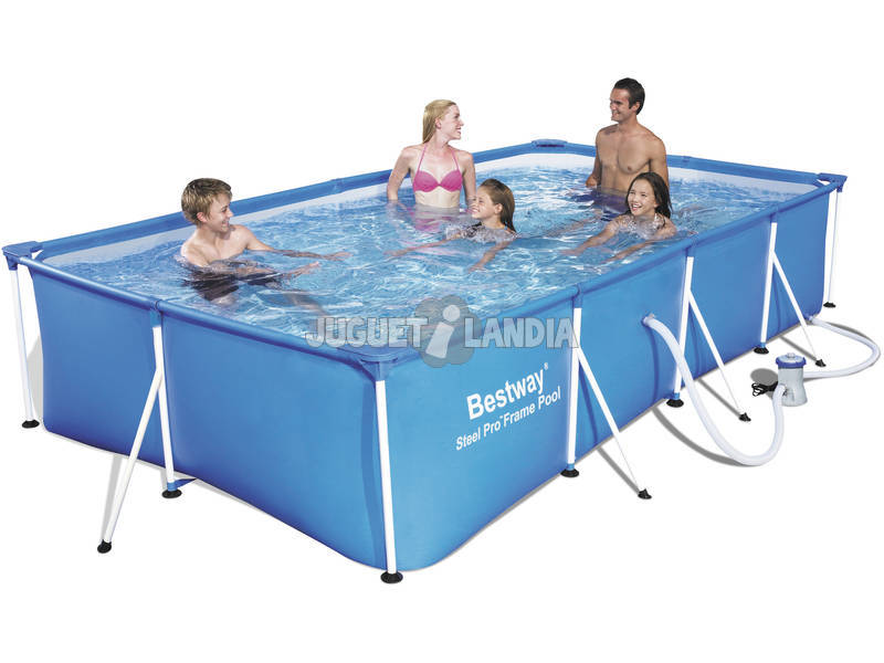 piscina desmontable 3 x 2
