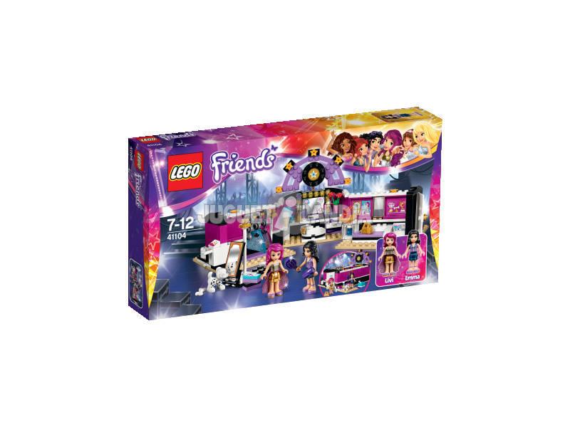 Lego Friends Il Camerino della Pop Star