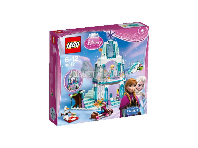 Lego Princesas Brillante Castillo Hielo de Elsa
