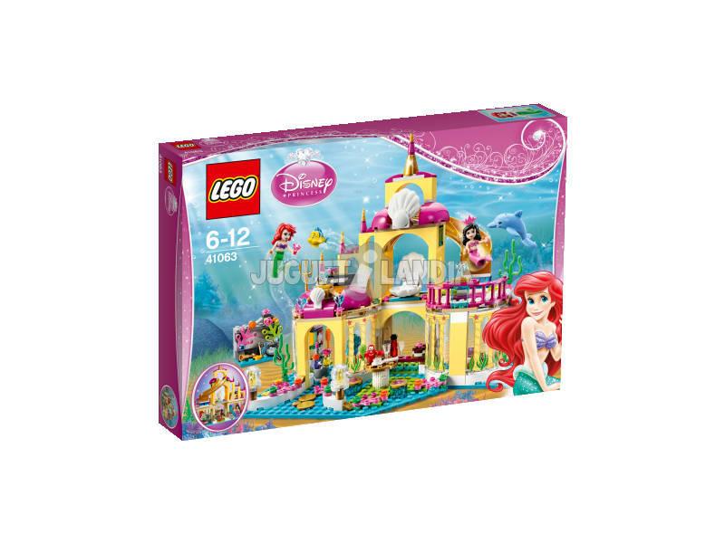 Lego Princesas El Palacio Submarino de Ariel