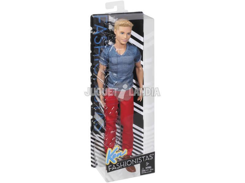 Barbie Ken Fashionista