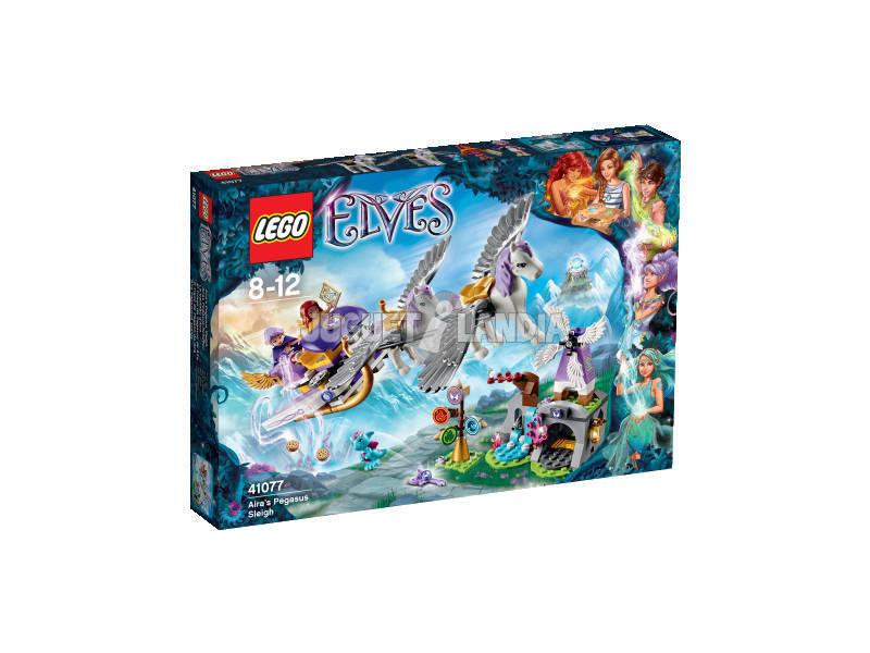 Lego Elves El Trineo de Pegasos de Aira