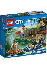 Lego City Polic�a del Pantano