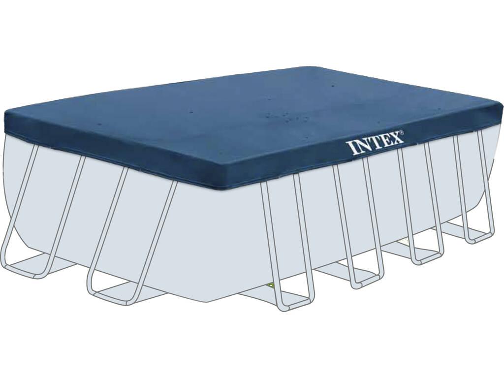 Cubierta para piscina 460x226 cm intex 28039 juguetilandia for Piscina tubular pequena