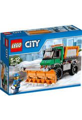Lego City Cami�n Quitanieves
