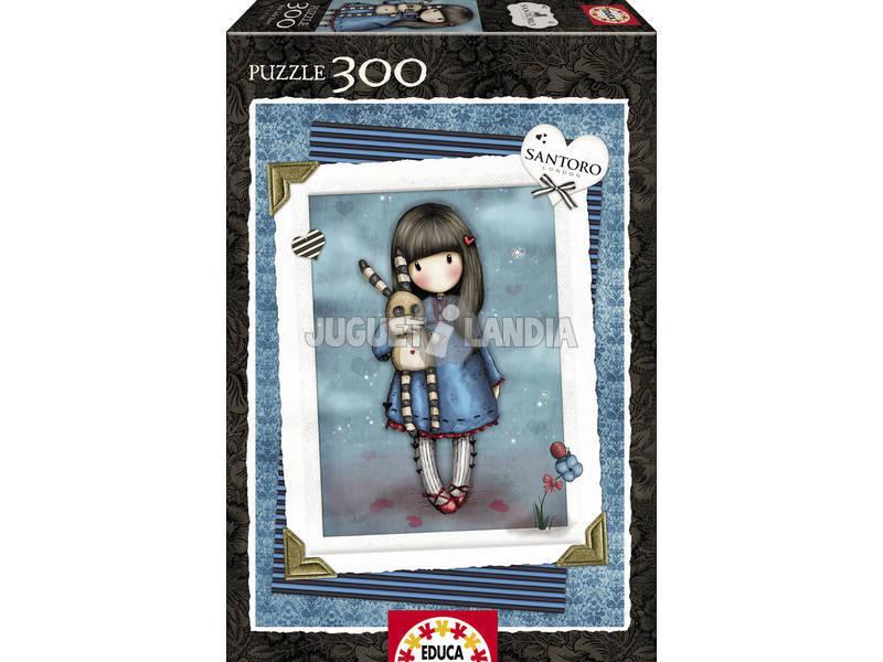 Puzzle 300 Hush Little Bunny Educa 16188