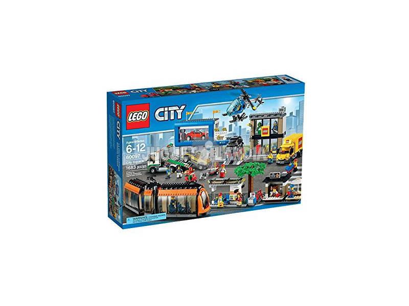 Lego City Piazza della Città