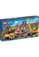 Lego City Solar de Demolici�n