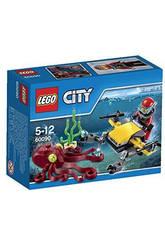 Lego City Vehículo de Exploración Submarina