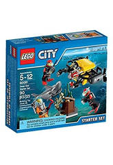 Lego City Exploraci�n Submarina
