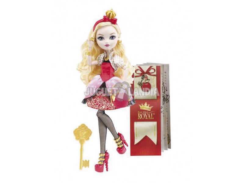 Ever After High muñeca Real