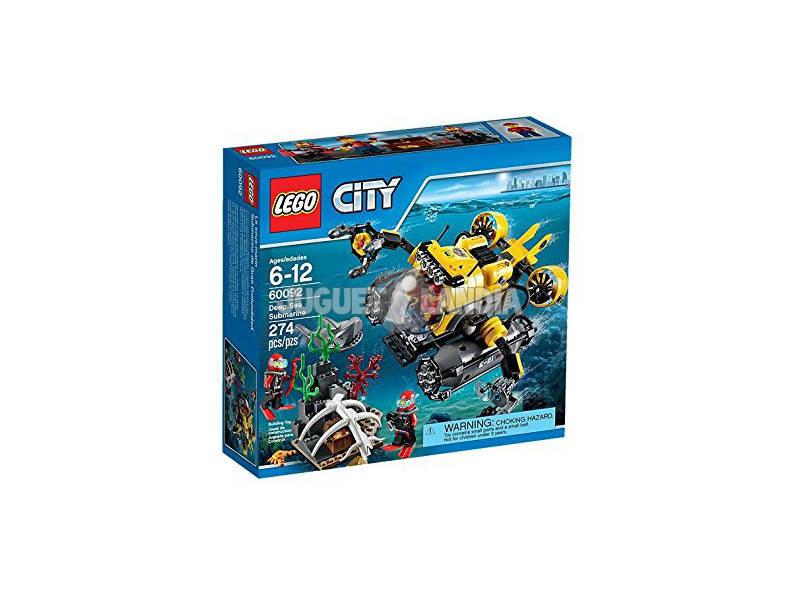 Lego City Sous Marin de Grande Profondeur