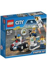 Lego City Laboratorio Espacial de Pruebas