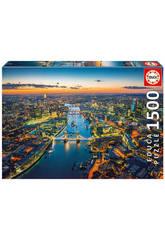 Puzzle 1500 Londres Depuis Les Airs