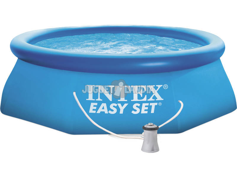Piscina Desmontable 244x76 Cm. Intex 28112