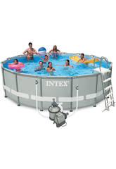 Piscina desmontable 488x122 cm. Intex 28324