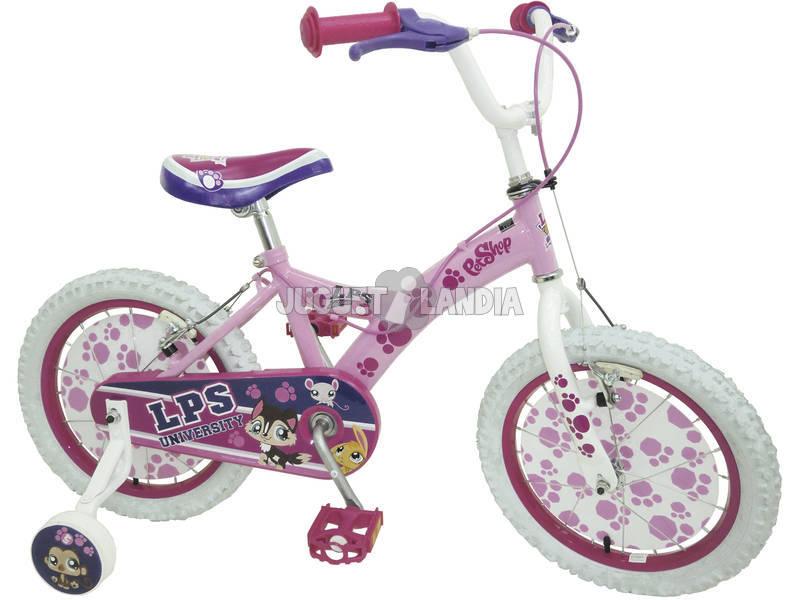 Bicyclette 16 Pet Shop