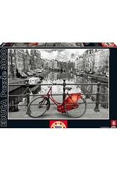 imagen Puzzle 3000 Amsterdam Educa 16018