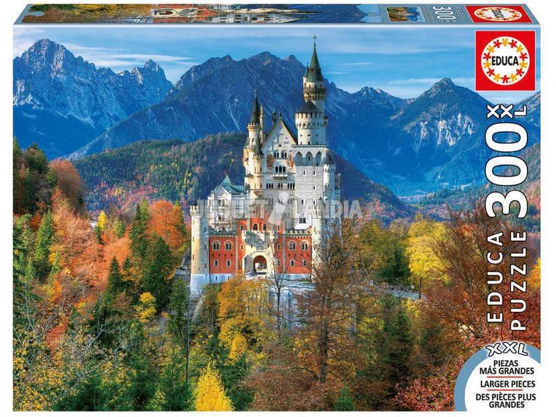 Educa - Puzzle 300XXL Neuschwanstein Castle