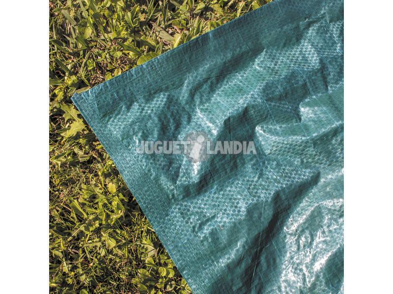 Piscina gre pietra ovale santorini 730x375x132 cm for Piscine graphite ovale