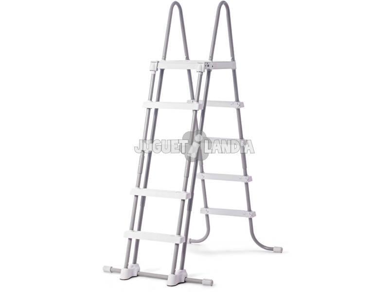 Escalera De Seguridad 132 Cm.. Intex 28074