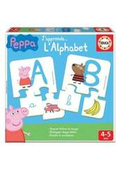 J´Apprends L´alphabet Peppa