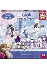 imagen Éducatif Frozen Calculs Sur La Glace