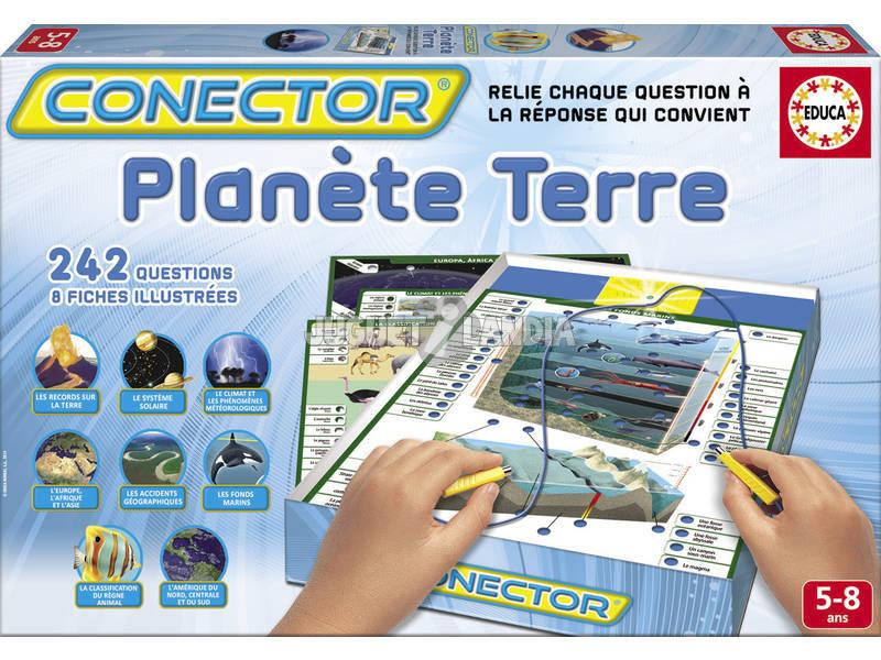 Conector La Planète Terre