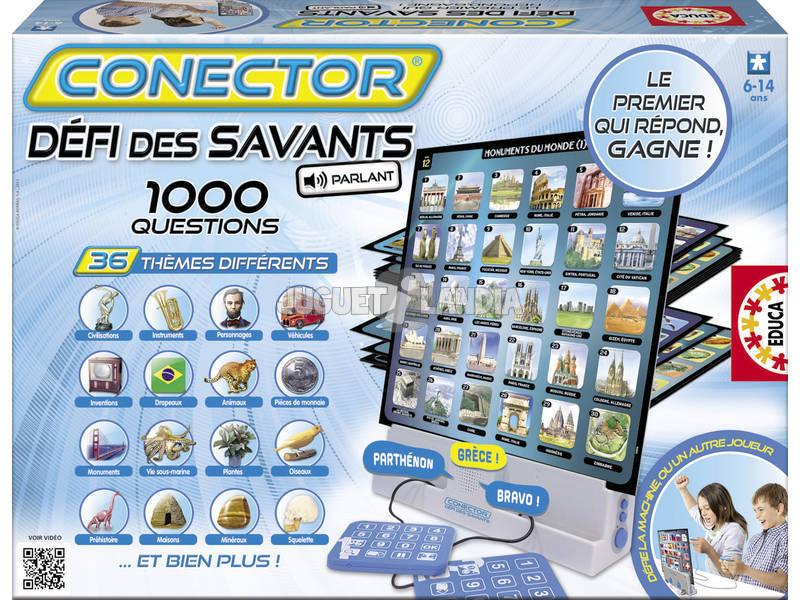 Conector Le Défi Des Savants Parlants