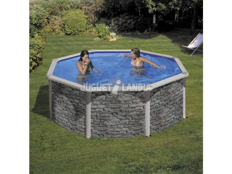 Acheter piscine hors sol autoportante circulaire gre for Acheter piscine hors sol