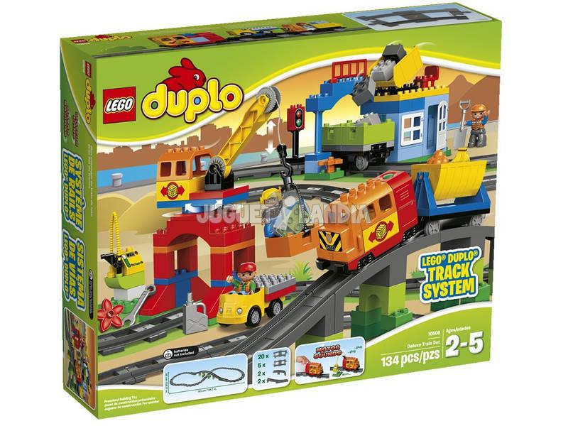 Lego Duplo Gran Set de Trenes con Efectos 10508