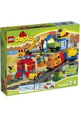 Lego Gran Set de Trenes