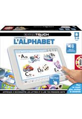 Educa Touch Junior : L´Alphabet Educa 15503