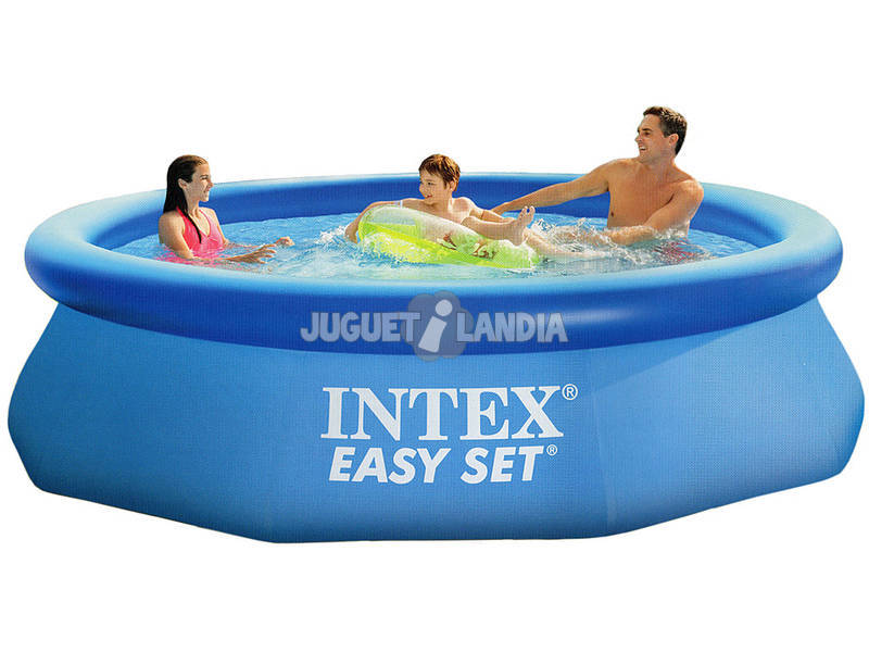 piscina desmontable 244x76cm. intex 28110