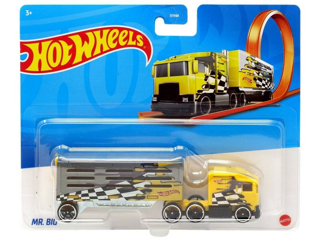Hot Wheels Camiões Mattel BFM60