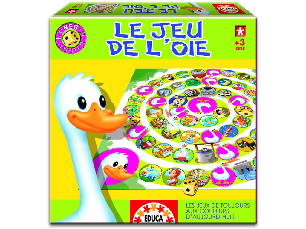 Le Jeu De L'oie