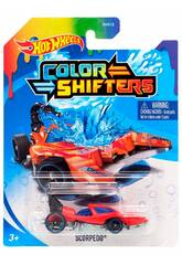 Hot Wheels Vehiculos Color Shifters