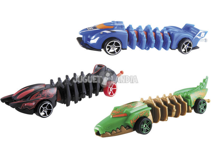 Hot Wheels Mutant Machines