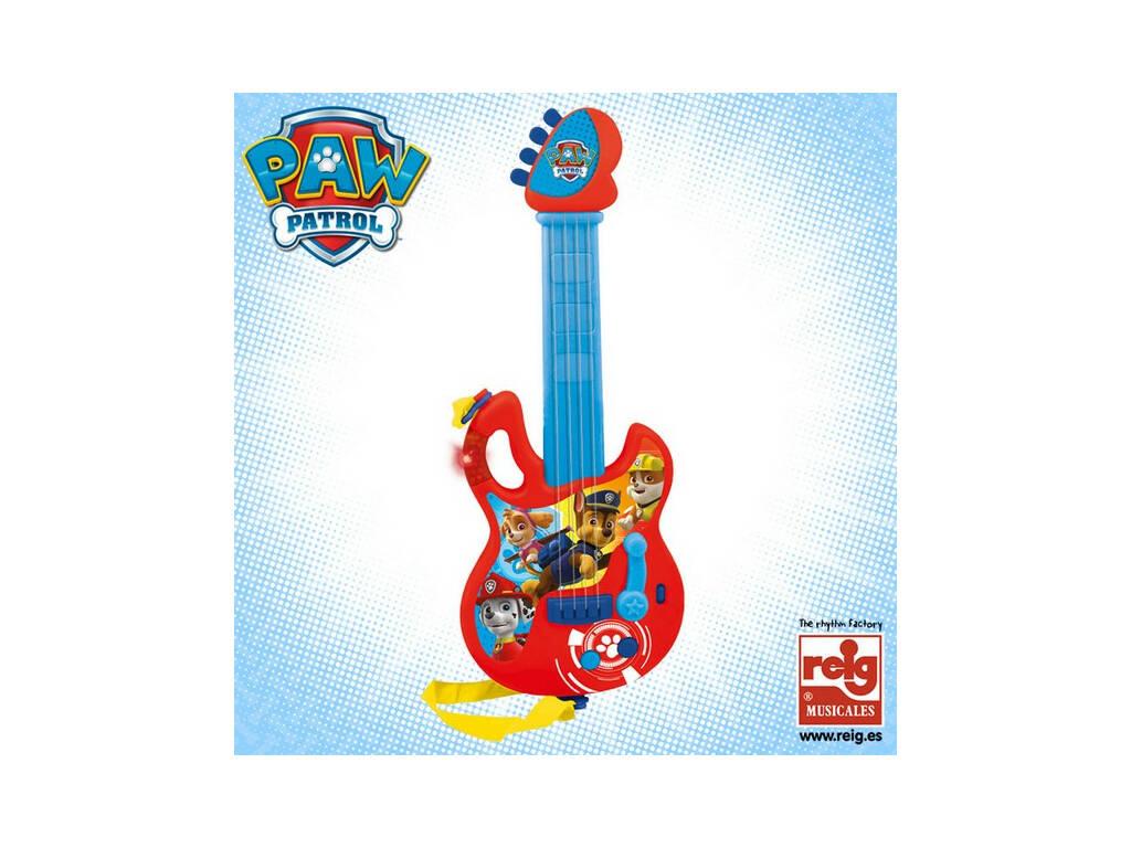 Patrulla Canina Guitarra Infantil