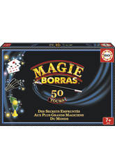 Magie Borras 50 Tours