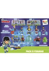 Miles Figuras Pack 5