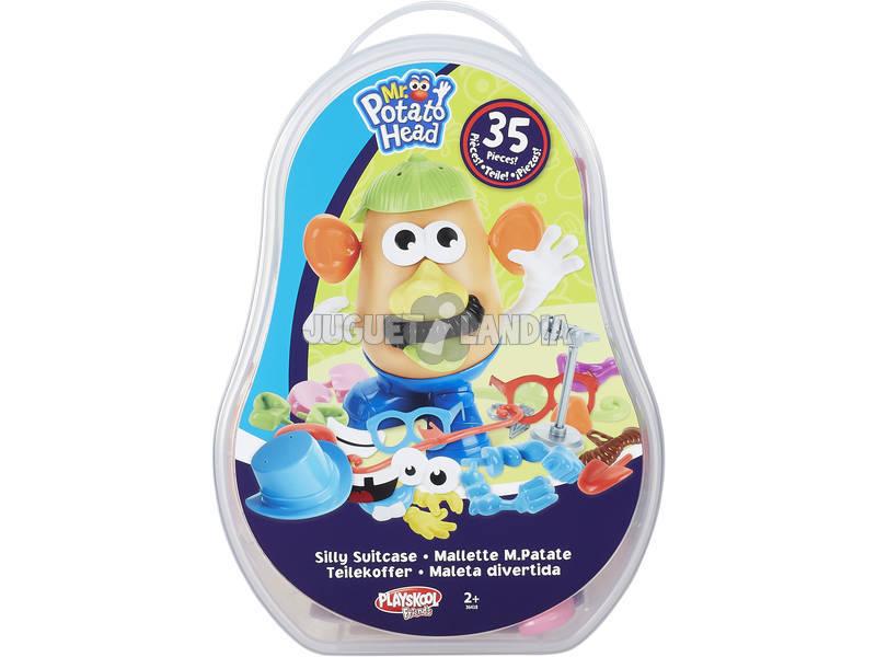 Manualidades Playskool Potato Maleta Divertida Surtido 20x27.6x10.5 cm HASBRO 36404