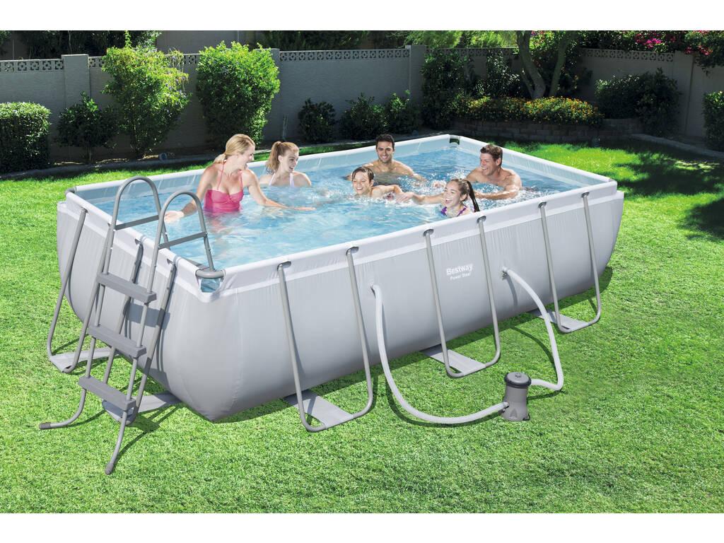 Acheter piscine hors sol autoportante 404x201x100 cm for Acheter piscine hors sol