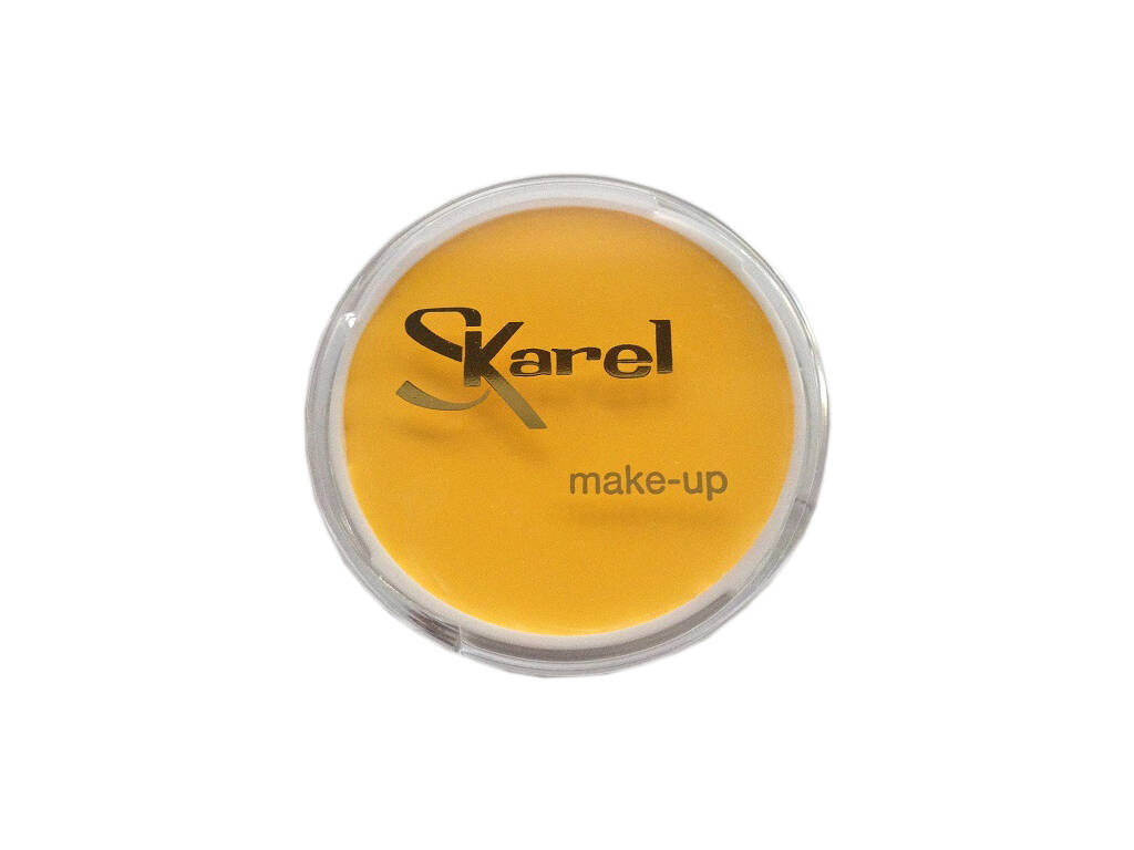 Maquillaje caja 12 gr. Amarillo