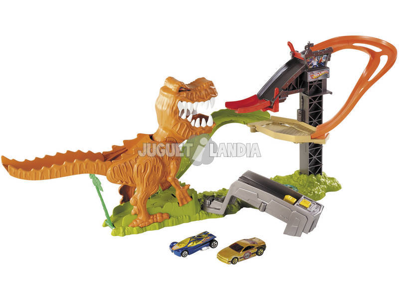 Hot Wheels Attaque du T-Rex