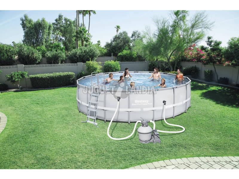 Acheter piscine hors sol 488x122cm bestway 56452 for Acheter piscine hors sol